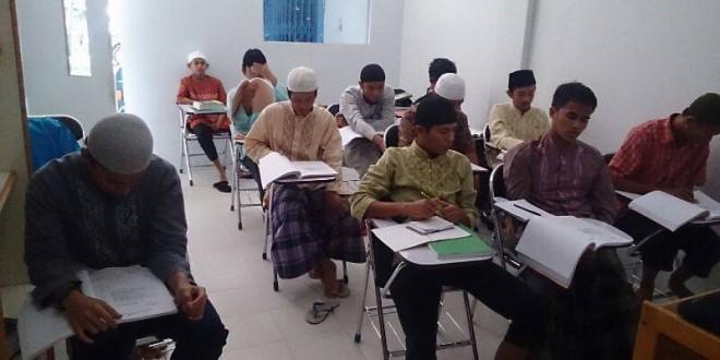 Proses Belajar Mengajar di Ma'had Imam Ibnu Katsir