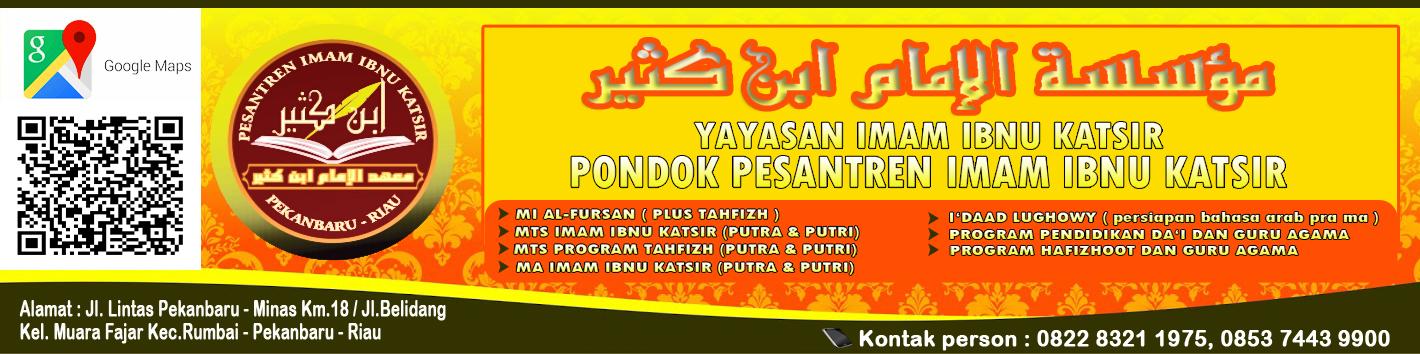 Ma'had Imam Ibnu Katsir Riau